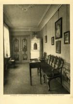 Pocztowka Pokoj Owadow w Domu Uphagena, ok. 1911 r.